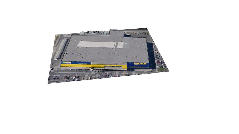Magazinul IKEA Baneasa