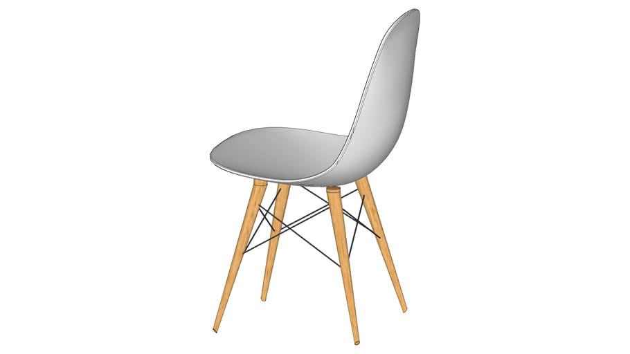 Chair Charle Eames white