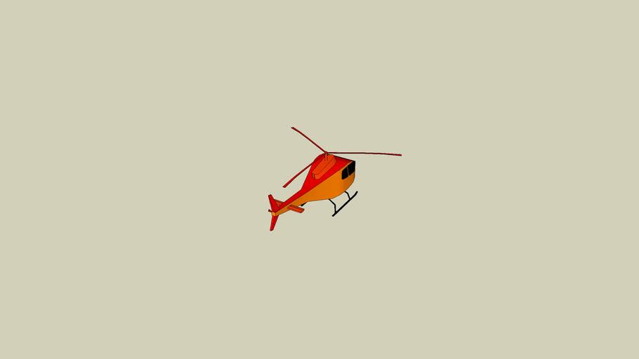 élicoptere