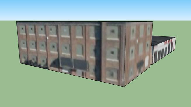 Edificio en Everett, Massachusetts 02149, EEUU