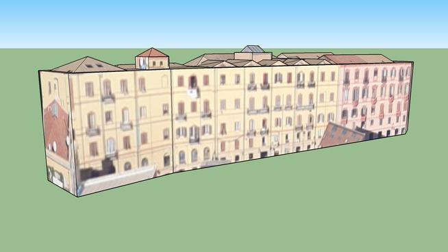 Palazzo Valdes CA, Italia