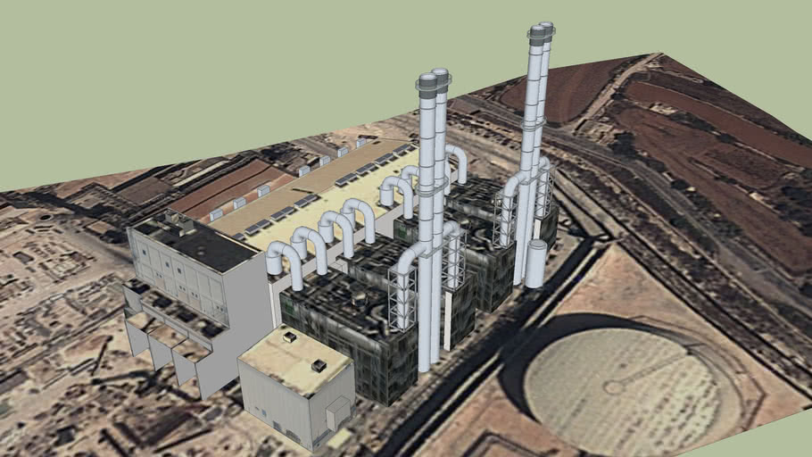Delimara Power Station BWSC Diesel plant