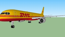Freight Aircraft by Me