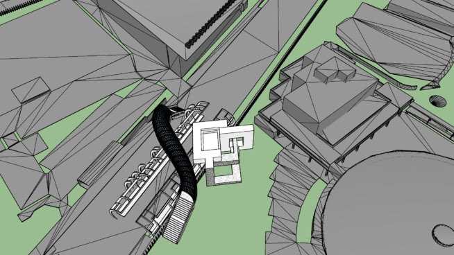 ARCH1101 2018 YeukKei Chow_EXP 2_Final model
