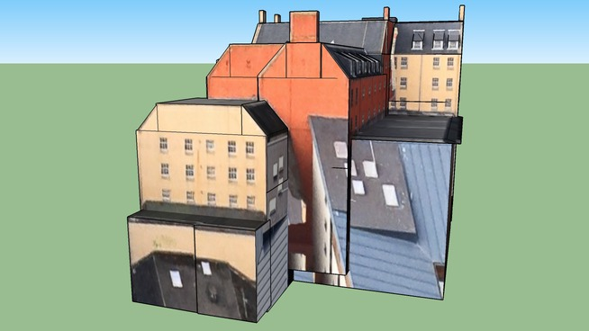 Building in Edinburgh EH1 1SG, UK