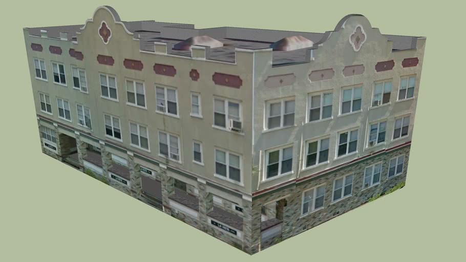 La Vista Building in St. Petersburg, Florida