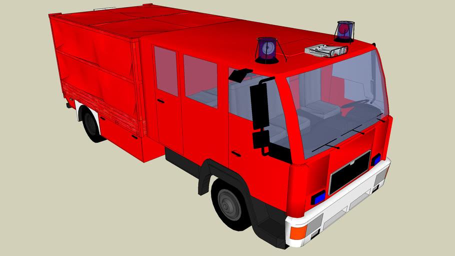 logistic fire truck/ GW-L