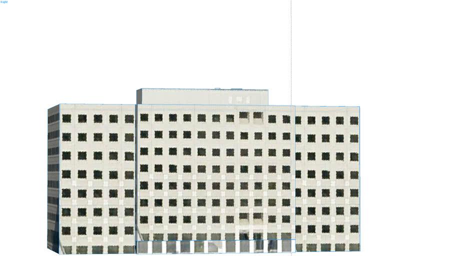 Urban Renewal Style Building in Cincinnati, OH