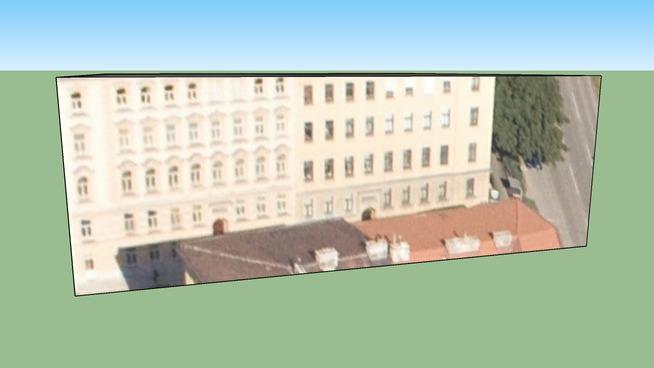 Building in Vienna, Austria
