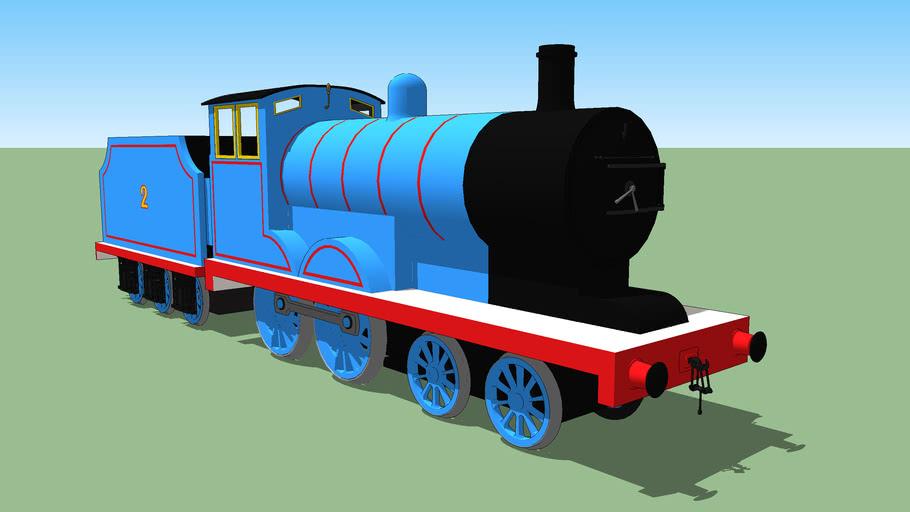 Edward the Tender Engine