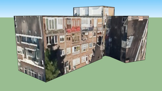 Gebouw in 3112LV Schiedam, Nederland