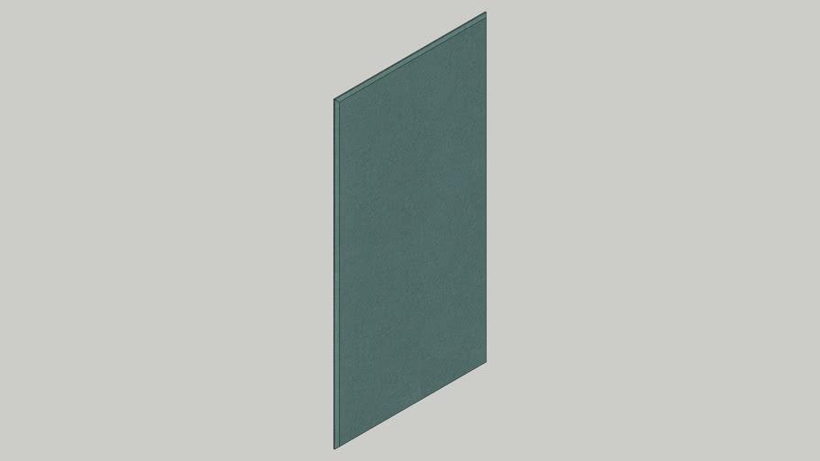 Fabrix Bevel-27mm Xtra-20-Turquoise