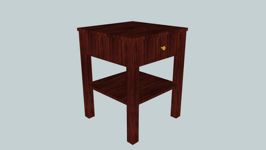 Bubinga Table