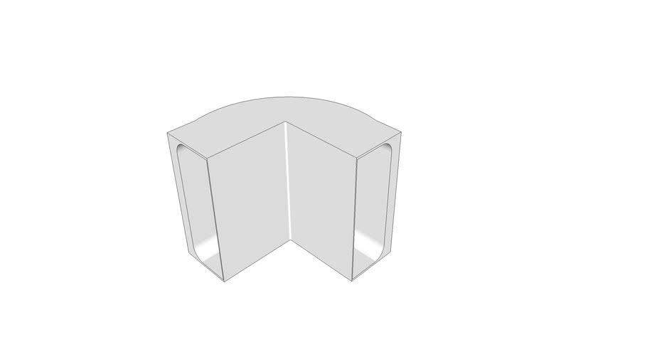Curva Externa LAB130 Multiway