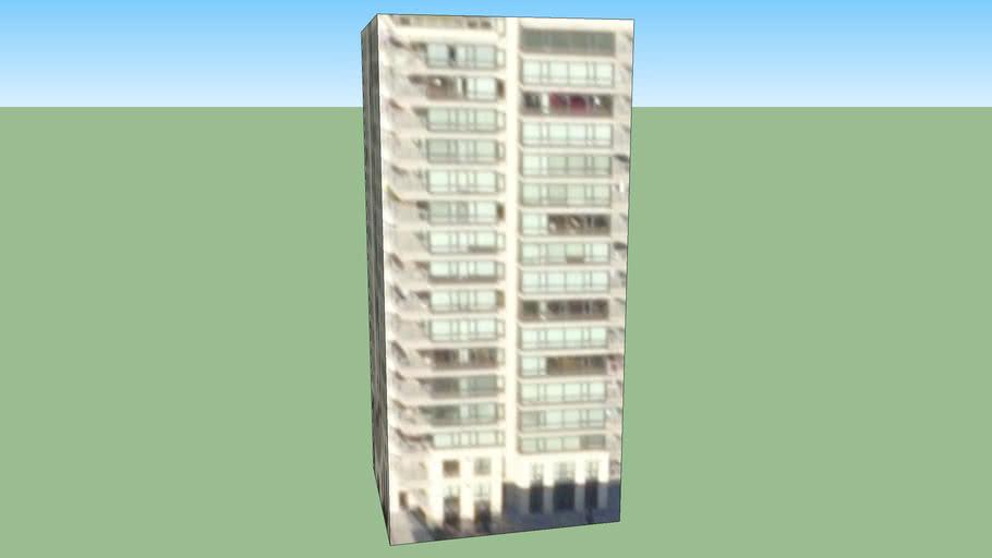 Building in Vancouver, BC V6G 2V7, Canada