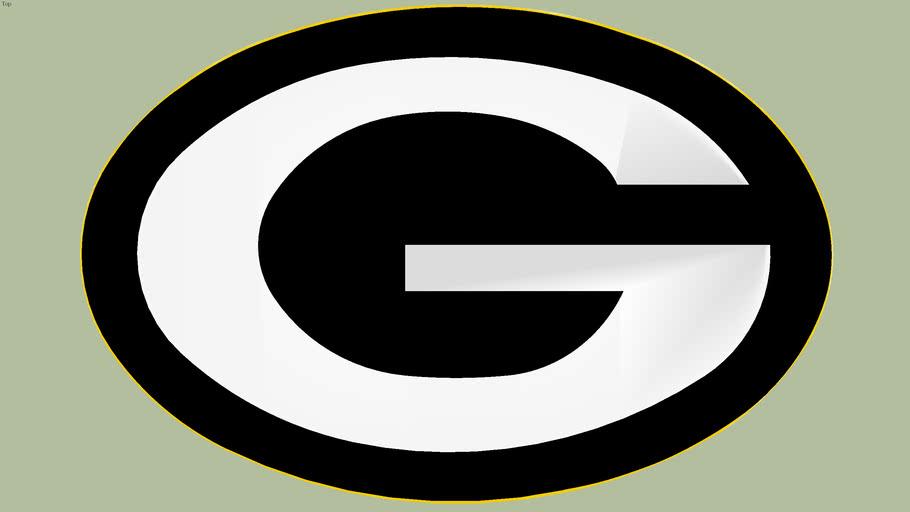 Green Bay Packers Logo 3d Warehouse