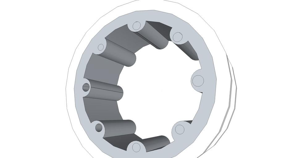 ring de una moto