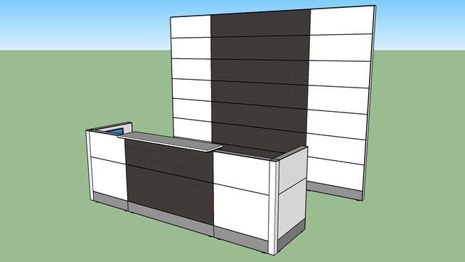 NEST Reception Desk 1