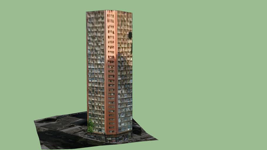 Edifício Itu