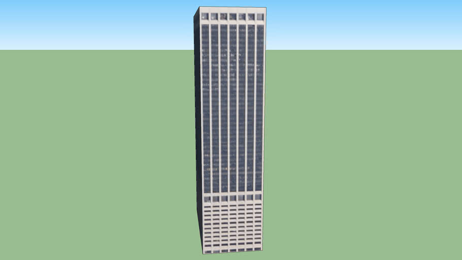 Building in New York, Spojené státy americké