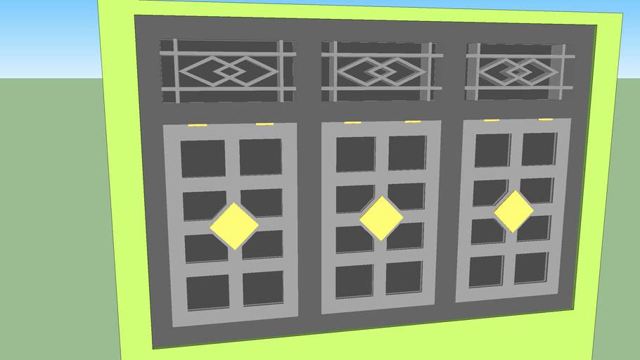 Windows of Houses 03