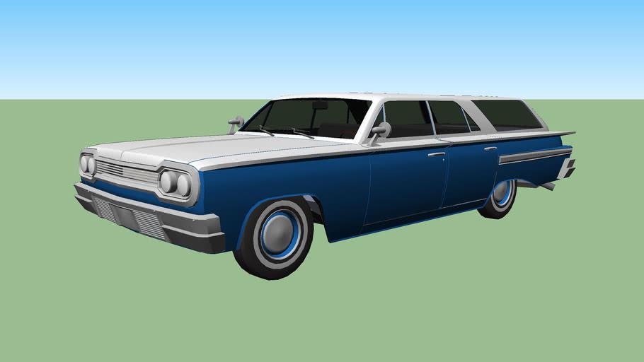 gta IV voodoo station wagon