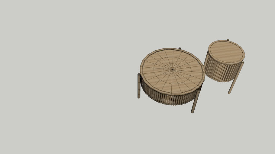 Story coffee/side tables