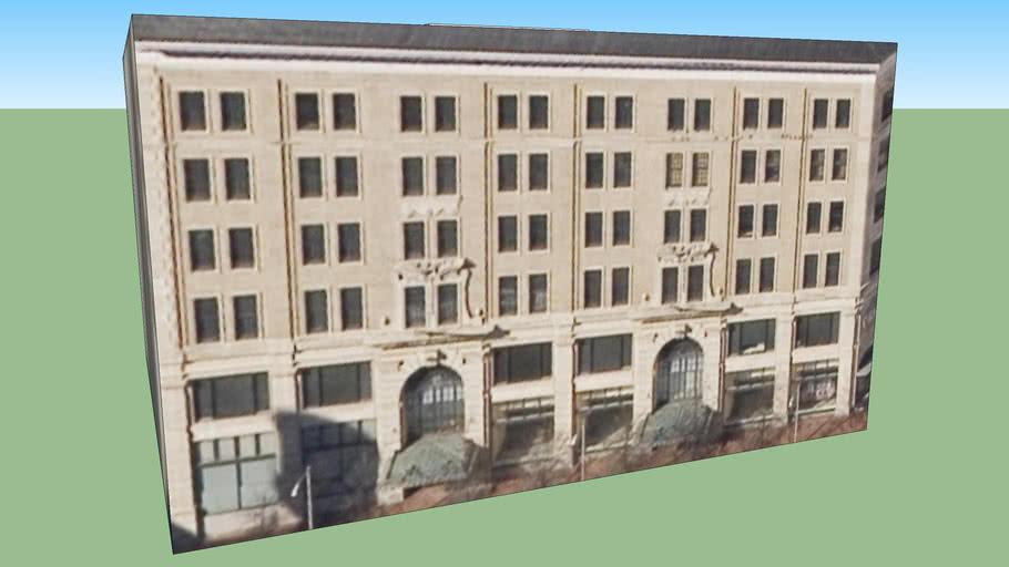 Edificio en Atlanta, Georgia, EEUU