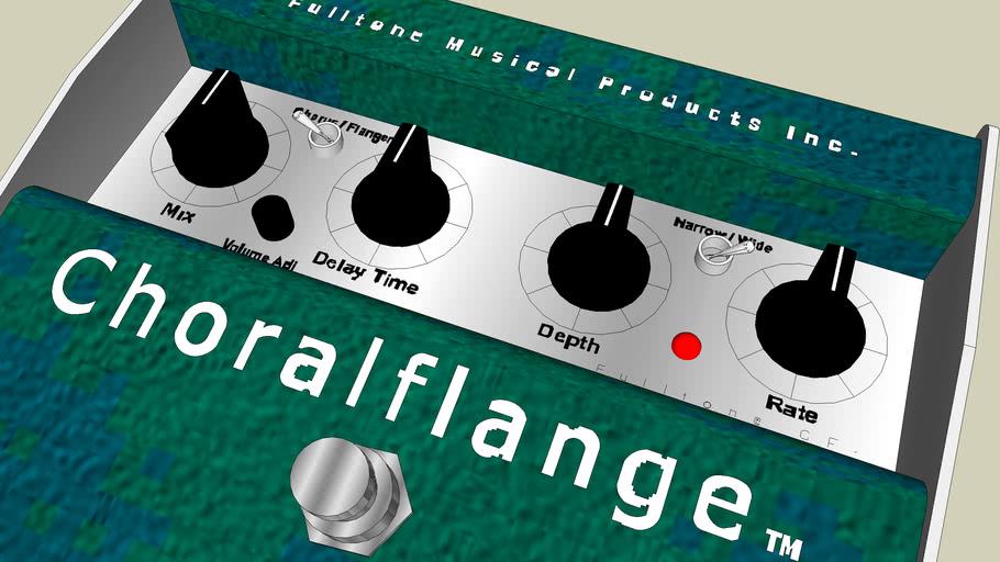 Fulltone Choral/Flange