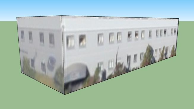 Building in San Rafael, CA, USA