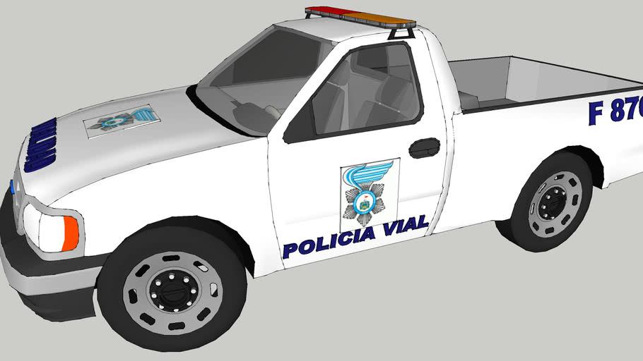 patrulla de policia vial de estado de jalisco