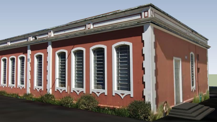 MUSEU HISTÓRICO DE CAMPO LARGO - PR