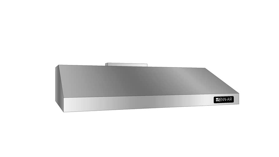 "JXU9136WP 36"" Pro-Style™ Low Profile Under Cabinet Hood"