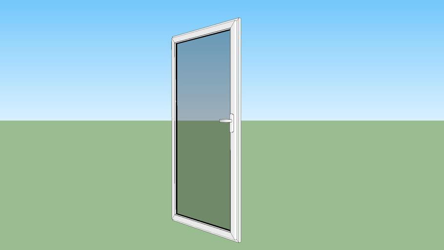 window thin frame