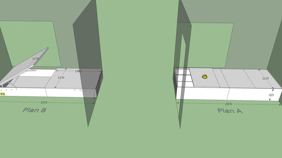 GOezGO 20160805  訂做架高收納地板
