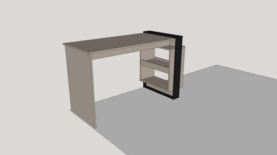 Mesa Office Rio - Metta Mobili