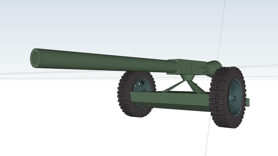 ARR-2 Recoilless rifle 120mm