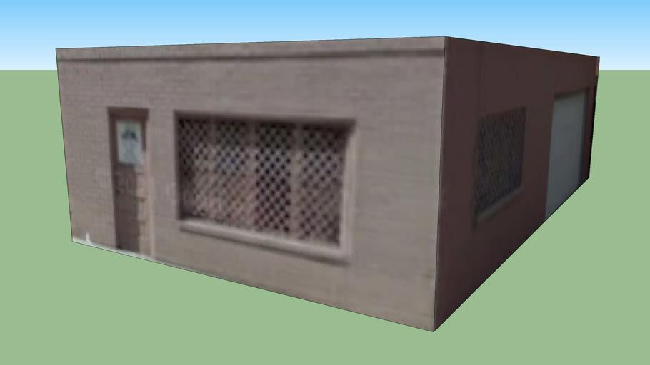 Ēka adresē Denvera, Kolorādo, Amerikas Savienotās Valstis