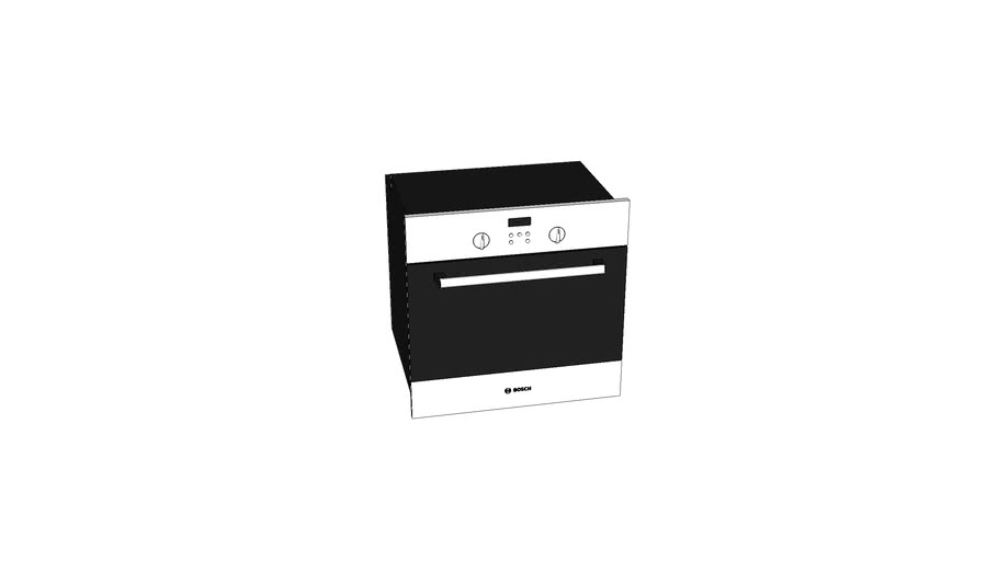 Bosch HBN 231e0 - Oven