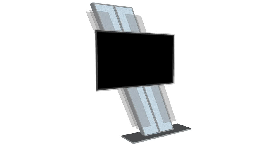 Secondary TV Set - Virtual