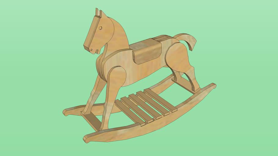 Rocking horse - Caballito hamaca