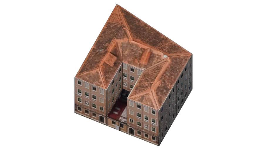 Edificio in Venezia VE, prova