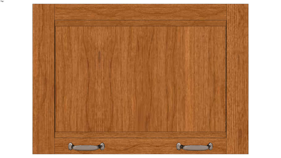 Wall Refrigerator Top Hinge 21Hx24D