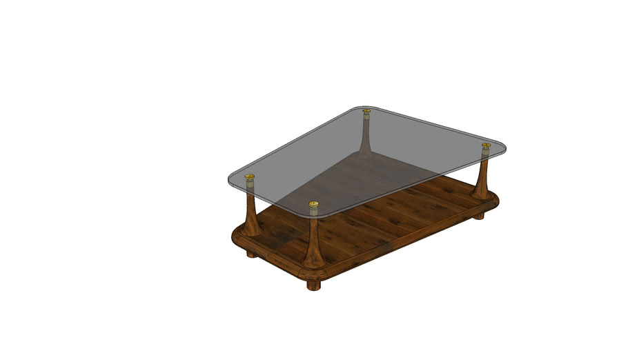 MESA COFFEE TABLE MHO1005-B