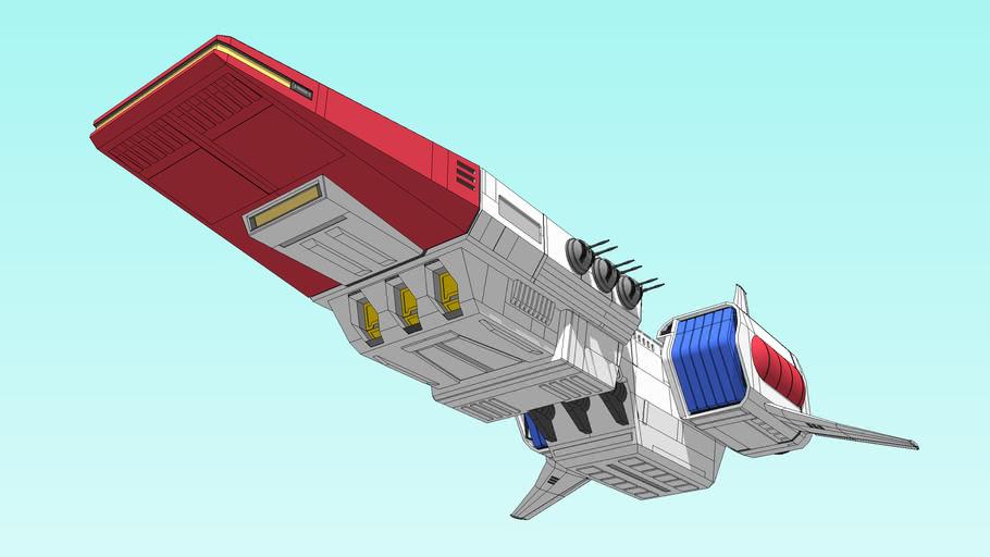 DAIOJA    Prince Of Univers Rocket号(POUR号)