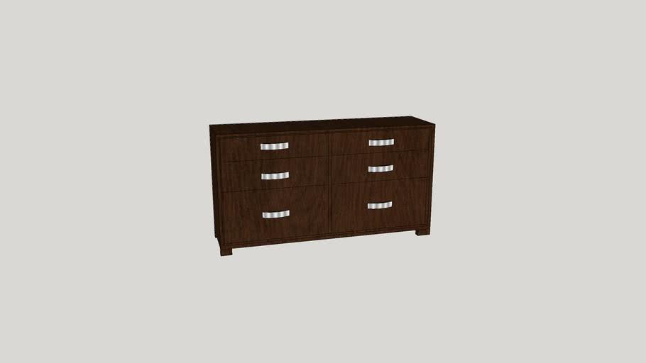 Raven Bedroom Dresser