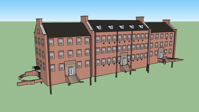 Turlington Residence Hall