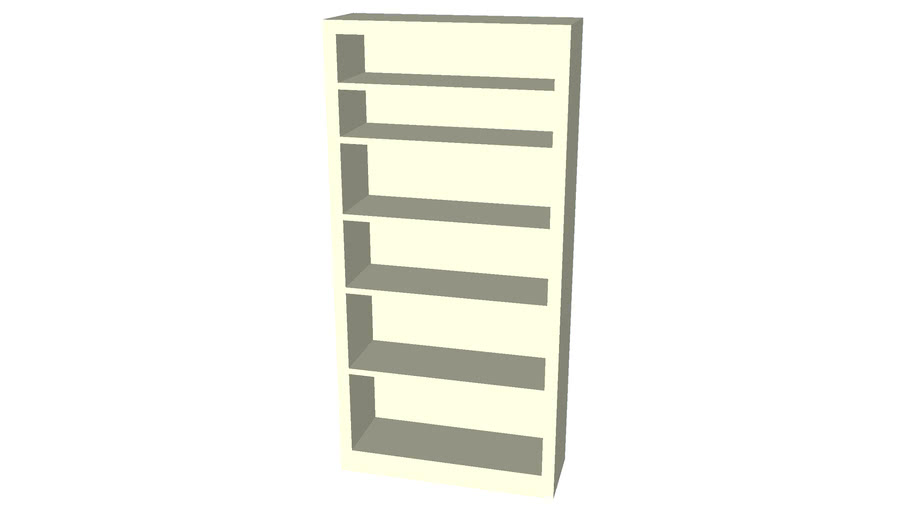 Bookcase shelving 36 x 14