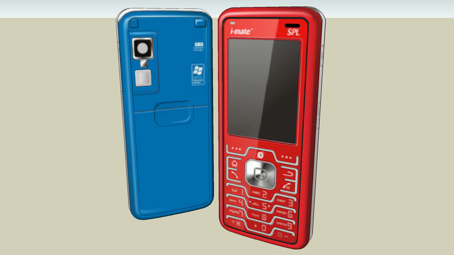 Windows Mobile Smartphone I-mate SPL