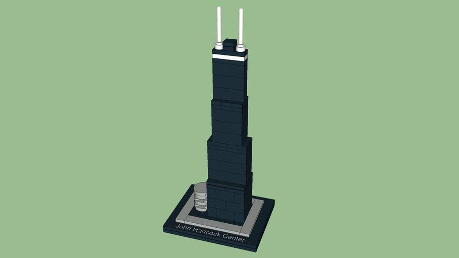 Lego John Hancock Center
